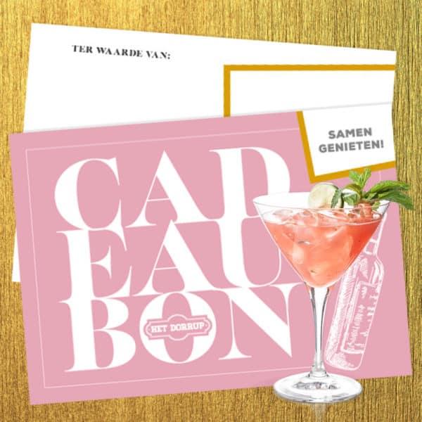 Cadeaubon High Cocktail